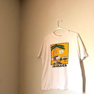White Vintage Snoopy t-shirt